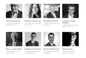 Les speakers du TEDx Issy-les-Moulineaux