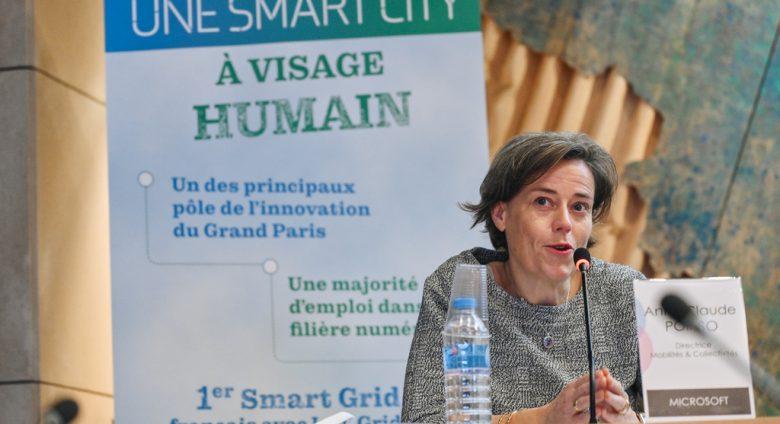 Anne-Claude Poinso, Microsoft