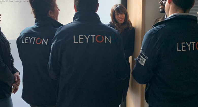 Leyton à Issy