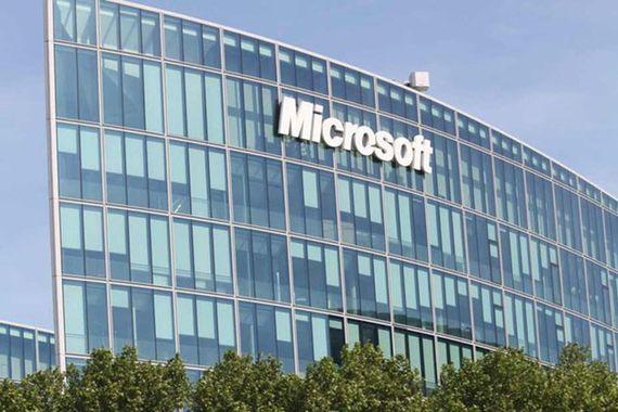 Microsoft à Issy