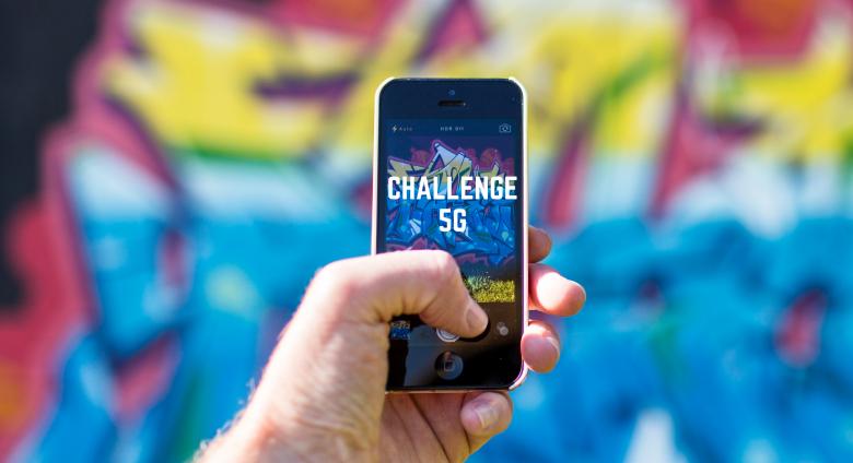 challenge 5G Orange / Issy